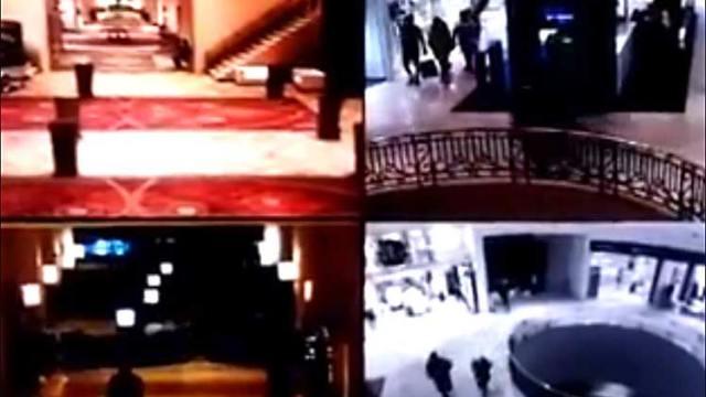 Mexicanos roban joyería en hotel de Uruguay