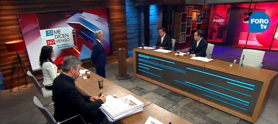 Primer debate de candidatos a CDMX, Arriola y Barrales
