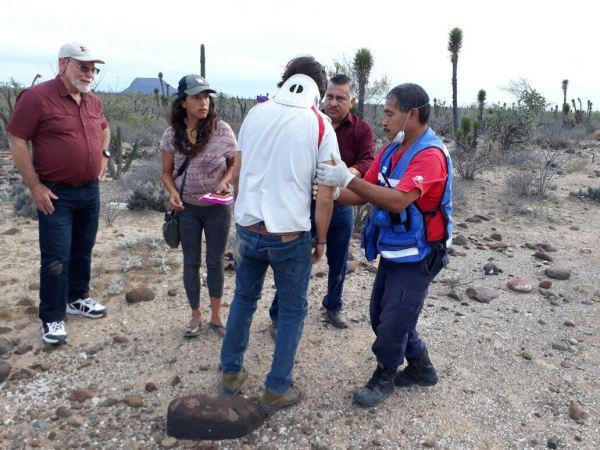 CNI confirma heridos y una muerte en accidente de Marichuy