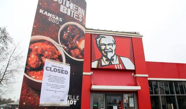 Policía Reino Unido pide dejen de llamarles por crisis de KFC