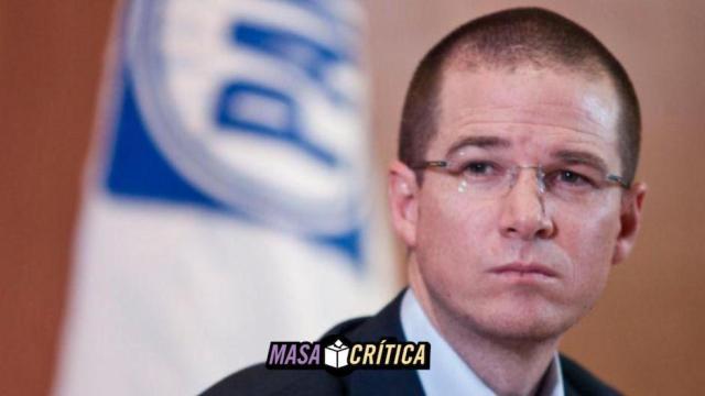 Ricardo Anaya acusado de lavado de dinero