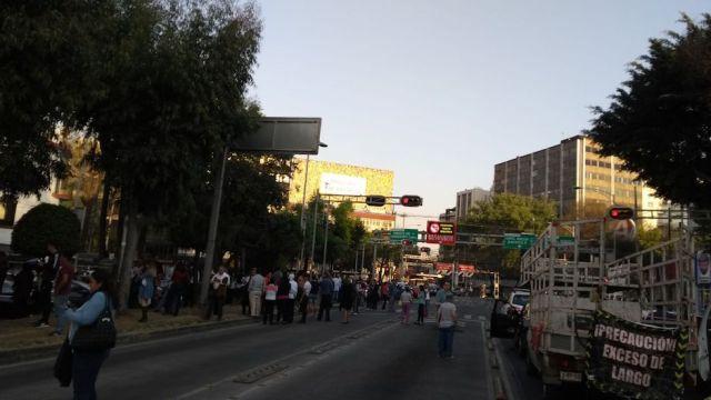 Sismo CDMX febrero de 2018 epicentro Oaxaca