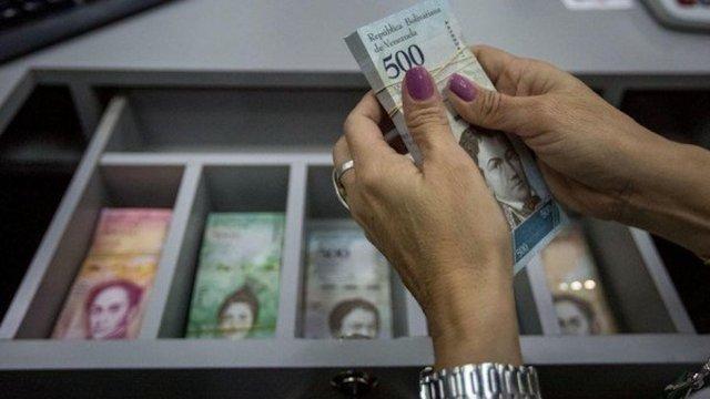 evaluación Venezuela produce que utilicen dinero como artesanía