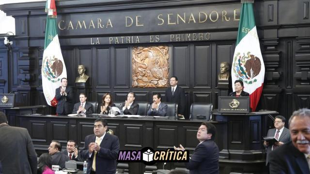 Senado quiere debates en periodo de intercampañas