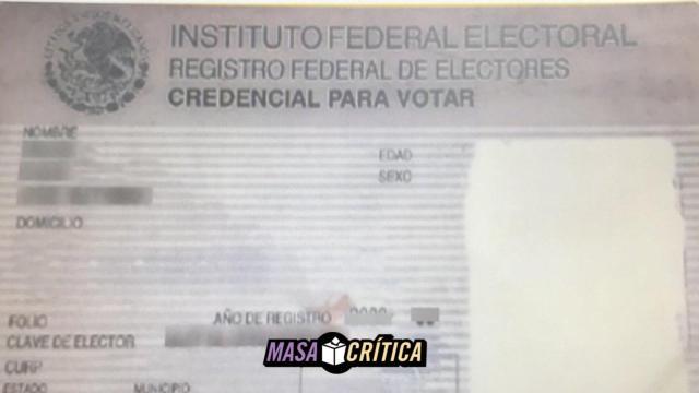 Investigará INE supuesto mercado negro de credenciales por órdenes del TEPJF