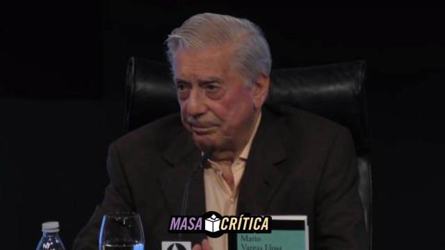 Mario Vargas Llosa AMLO López Obrador