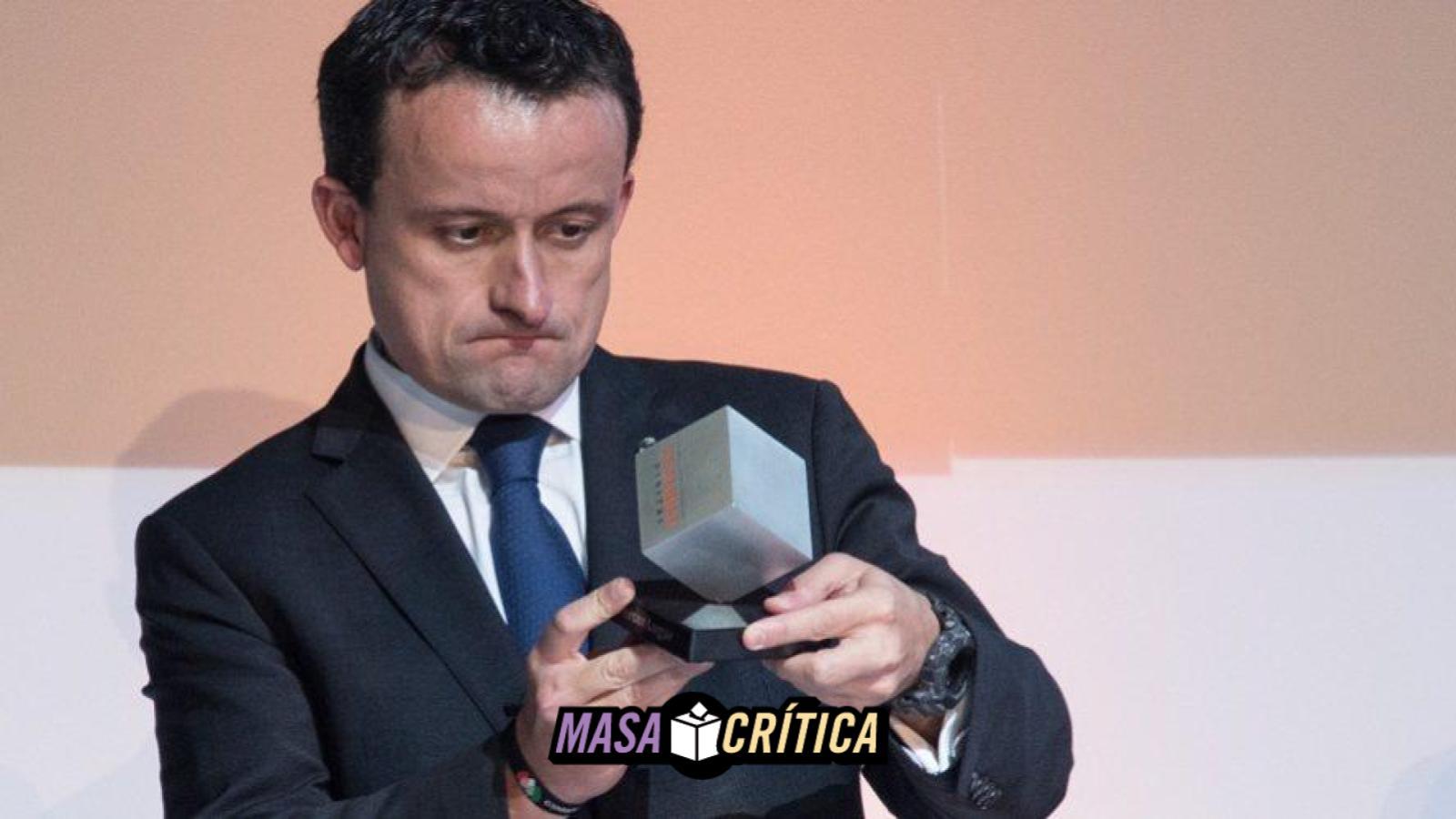 Mikel Arriola rechaza adopción gay y mota recreativa... ¿quiere gobernar CDMX?