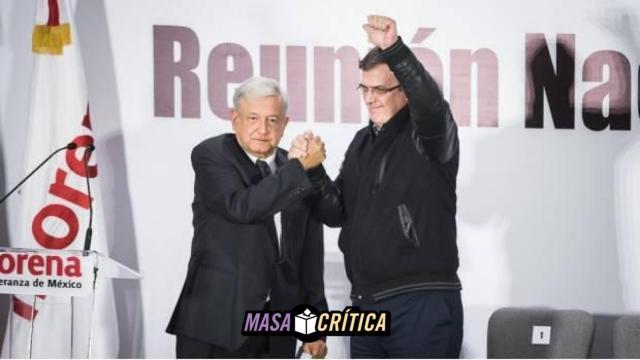 Ebrard: regresa el exjefe de gobierno para ser 'cazamapaches' de Morena