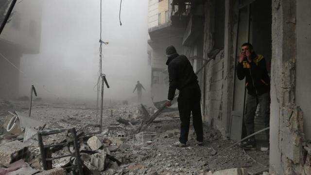 Habitantes de Siria viven 'infierno en la Tierra', dice la ONU