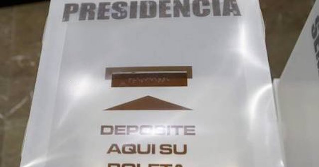 voto 2018