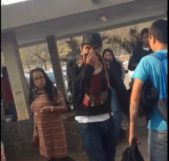 alumno unam derecho drogas denuncia CU