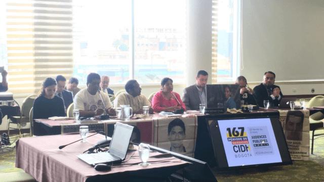 Ayotzinapa y LSI a discusión ante CIDH