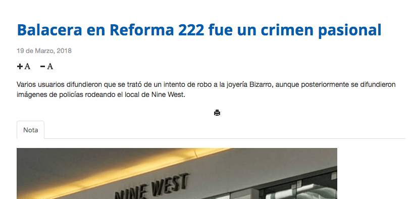 reforma 222 feminicidio crimen pasional ciudad de mexico