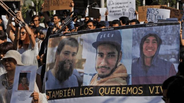 Son jóvenes la mayoría de desaparecidos en México
