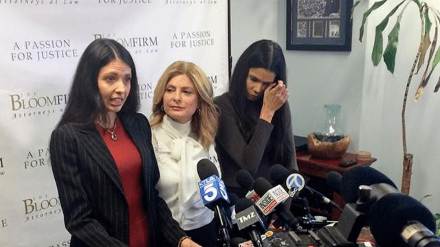 Más denuncias de acoso y abuso sexual contra Steven Seagal