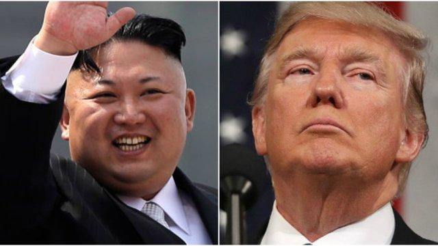 Trump y Kim Jong-un se reunirán en mayo