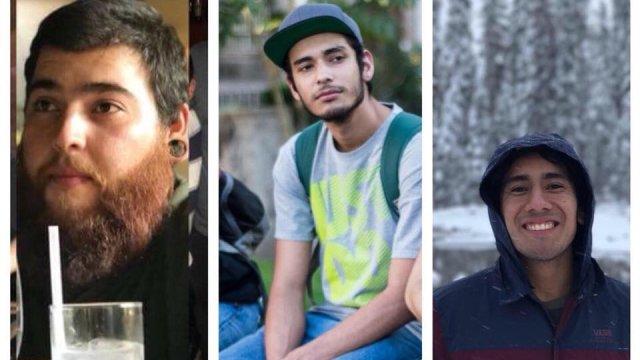 Marchan en Tonalá para exigir con vida a 3 estudiantes desaparecidos
