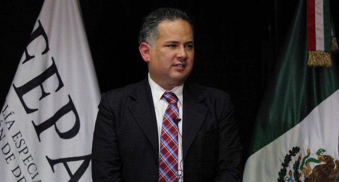 Santiago Nieto Odebrecht Lozoya Soborno Segob