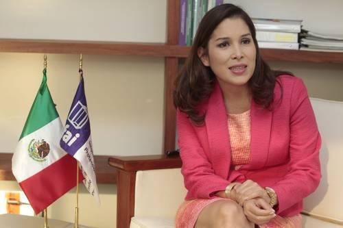 Ximena Puente diputada plurinominal PRI INAI Escandalo