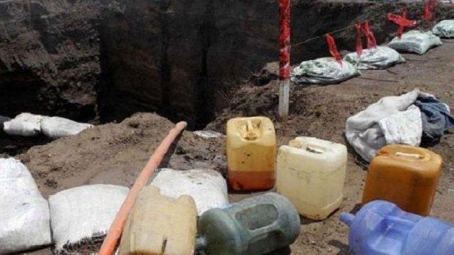 huachicoleros transportistas NAICM minas Estado de México Teotihuacán