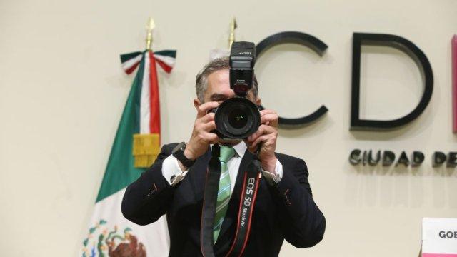 Mancera ya no es Jefe de Gobierno de la CDMX