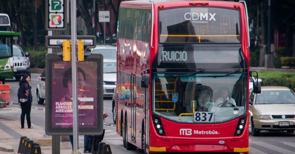 A un día de su inauguración: quejas contra Línea 7 Metrobús