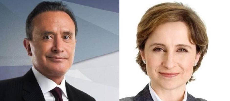 Ricardo Rocha y Aristegui discuten a partir de la denuncia de Niño de Rivera