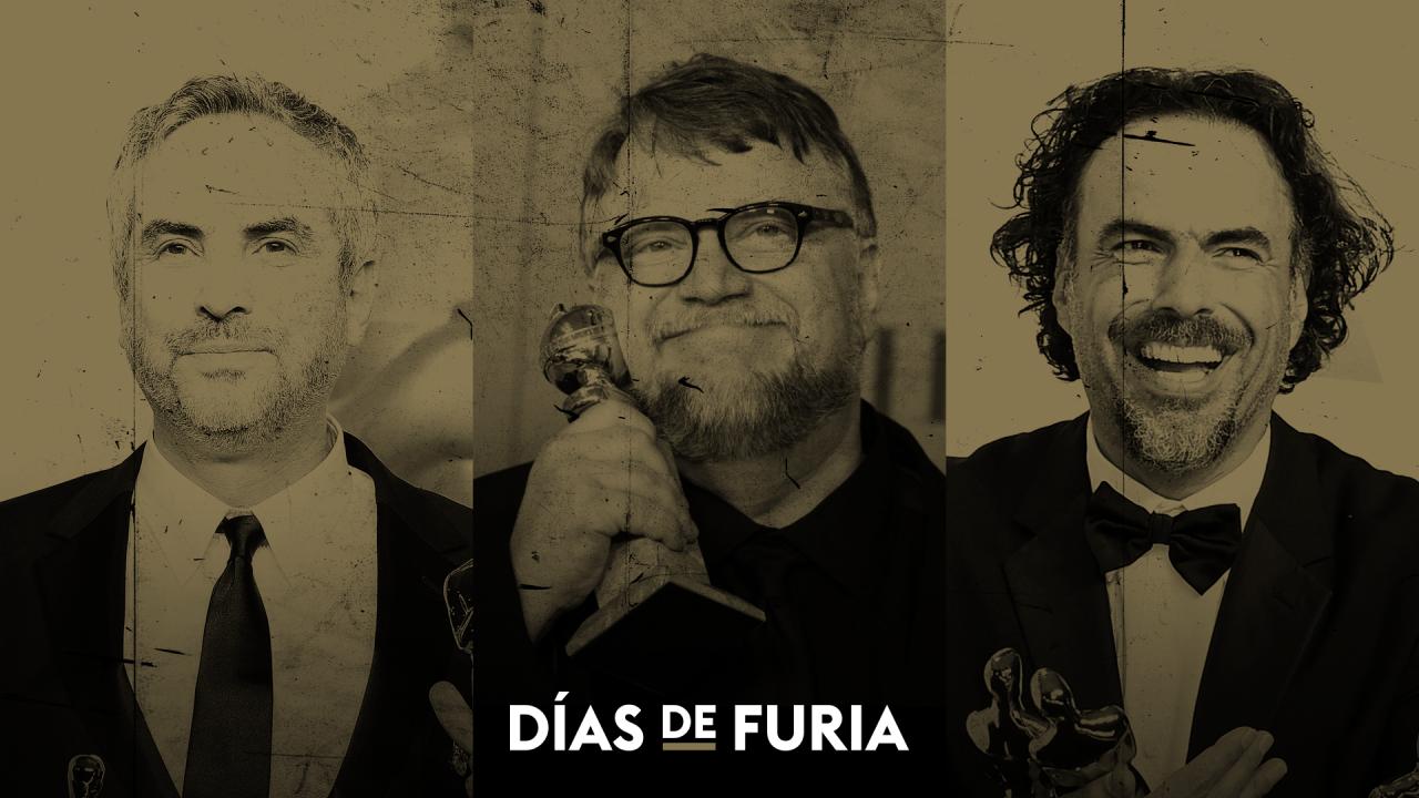 Del Toro y el cine mexicano en los Óscares