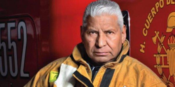 El ex Jefe Vulcano fue una institución en la vida real y en redes