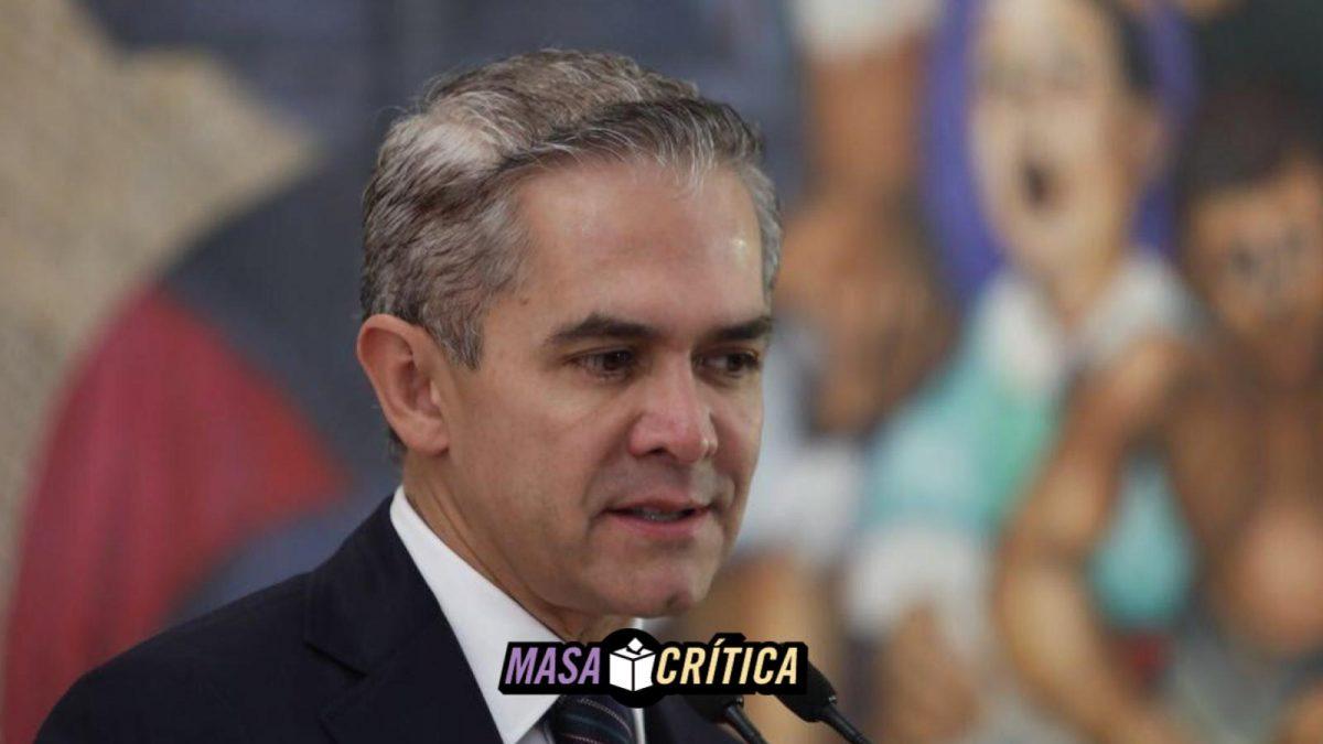 Aquí le explicamos a Mancera porque su candidatura al Senado es inconstitucional