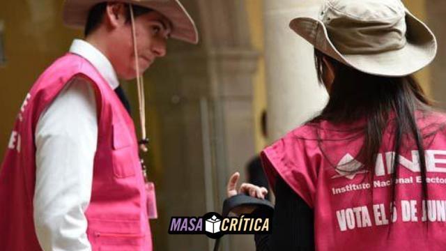 capacitadores electorales 2018 mexico ine funcionario de casilla