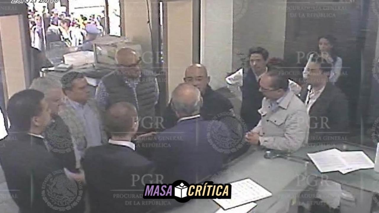 INE exige a PGR retirar video sobre Anaya: viola imparcialidad