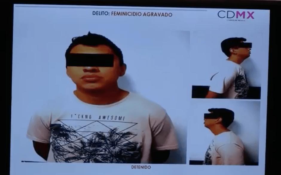 Detenido por feminicidio de dos de 5 escorts en CDMX