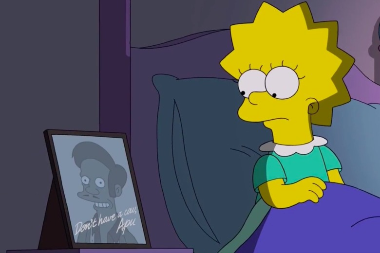 Los Simpsons, Apu y lo políticamente correcto
