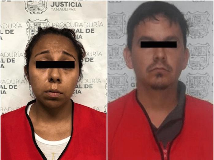 Detienen a asesinos de joven embarazada en Tampico