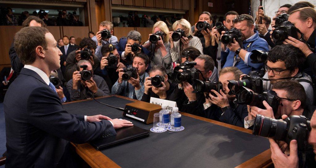Mark Zuckerberg Mexico elecciones Cambridge Analytica