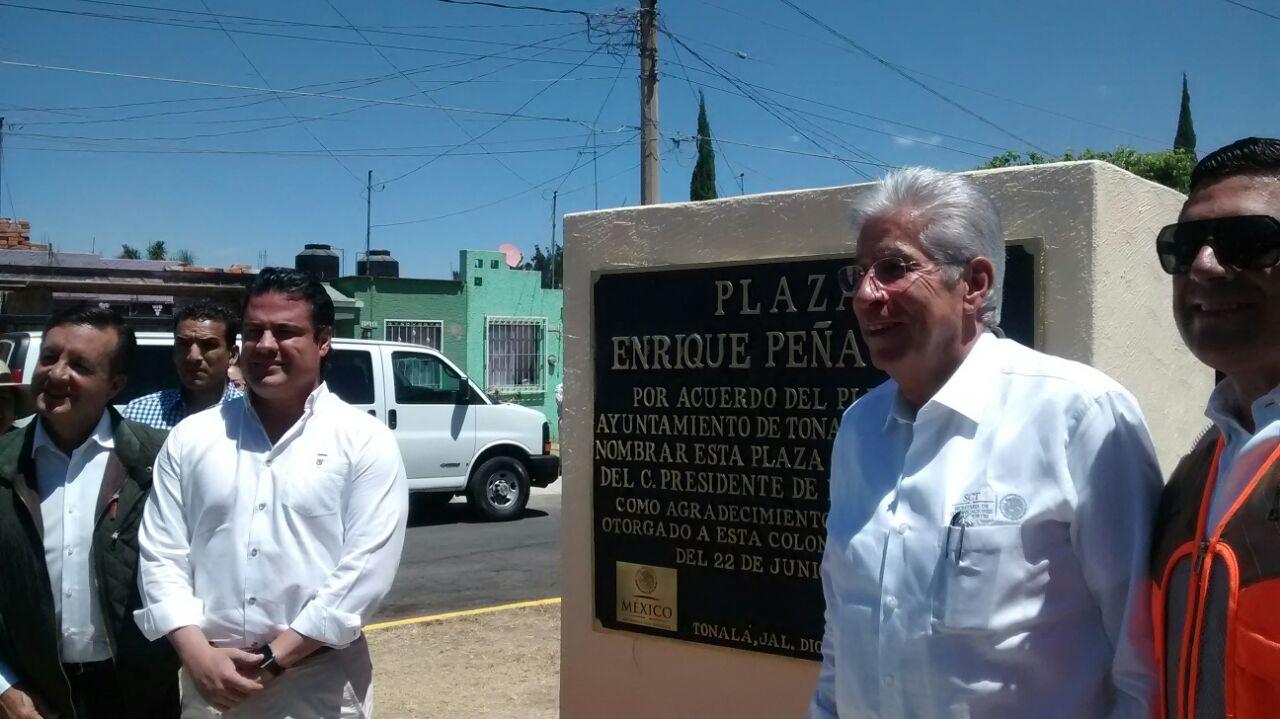 ¿Por qué es ilegal la Plaza 'Enrique Peña Nieto' en Tonalá?