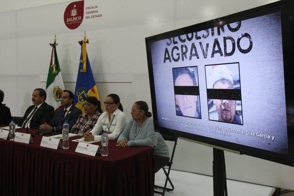 Fiscalía de Jalisco Estudiantes de Cine Guadalajara Ácido