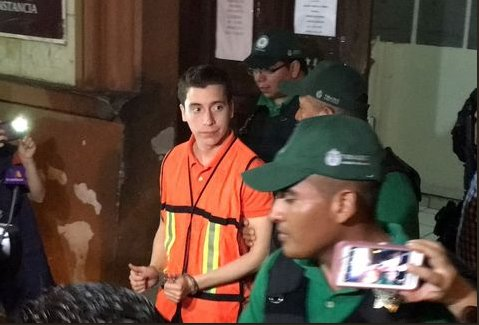 En vilo juicio a Diego Cruz, Porky detenido en España