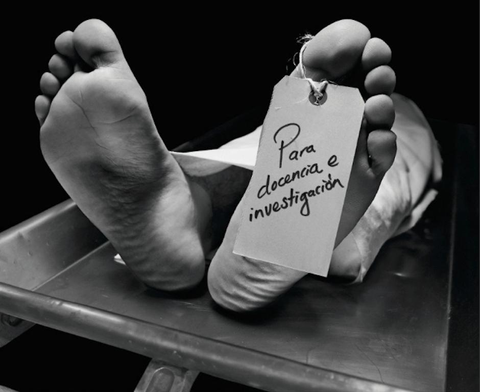 UNAM campaña donación de cuerpos investigación científica