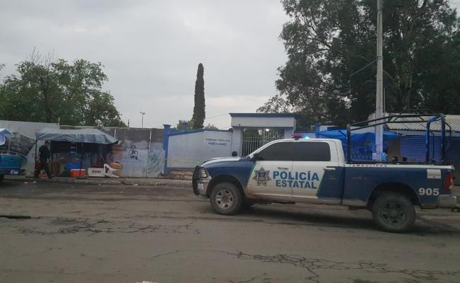 atacan preparatoria en Tamaulipas: 5 heridos