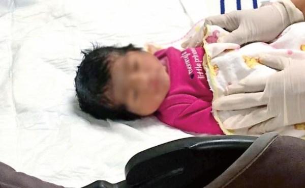 Encuentran a bebé robada del vientre de su madre