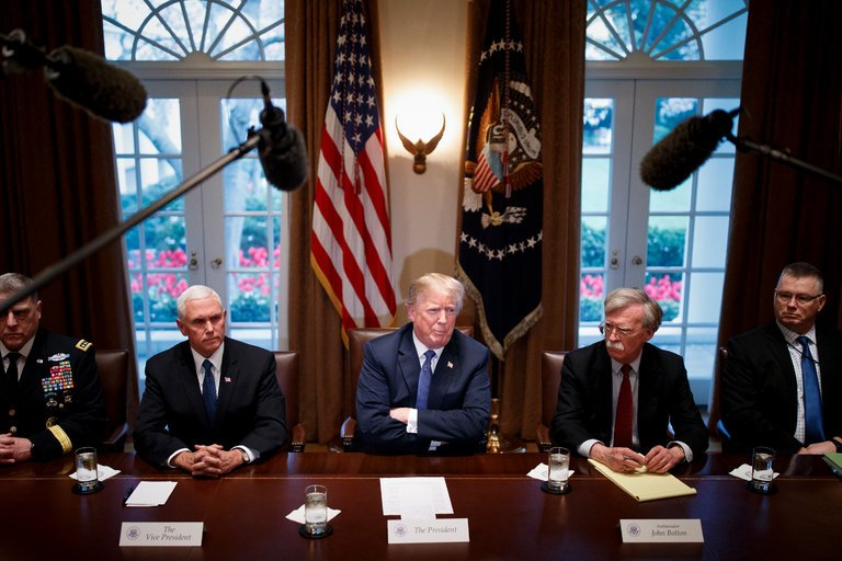 Trump amenaza con ataques nucleares a Siria y Rusia... en Twitter
