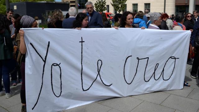 Sentencian por abuso sexual y no violación a La Manada