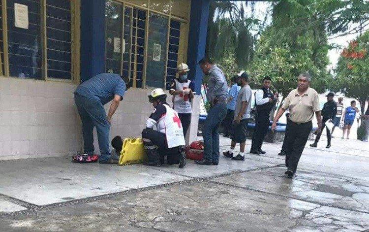 Adolescentes heridos tras ataque a preparatoria en Ciudad Victoria
