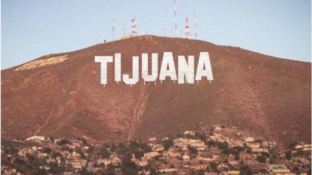 Tijuana tendrá su propio letrero gigante al estilo Hollywood