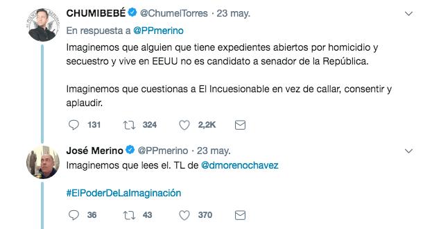 Chumel Torres Callo De Hacha Campo de Concentración Merino