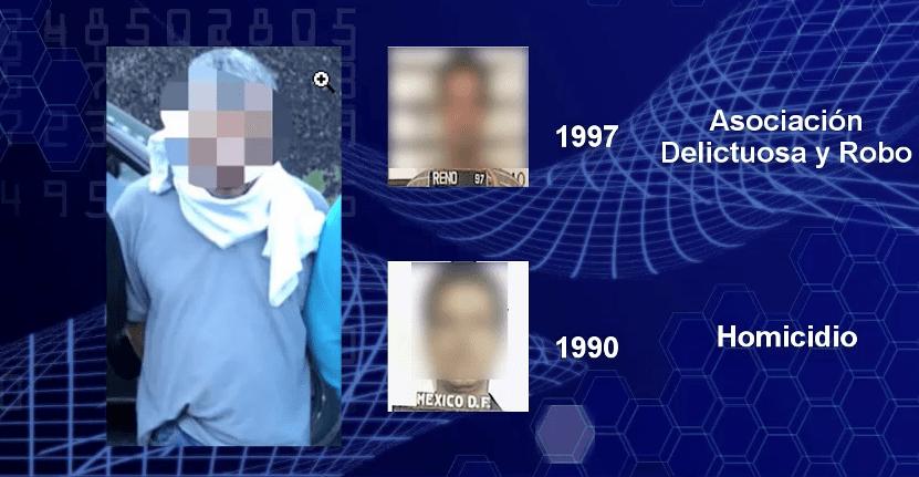4 Secuestradores Tláhuac Persecución Camioneta C2
