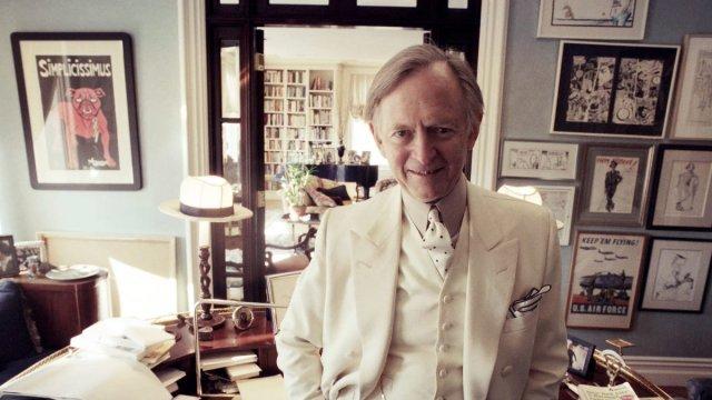 Tom Wolfe Nuevo Periodismo Fallece Autor