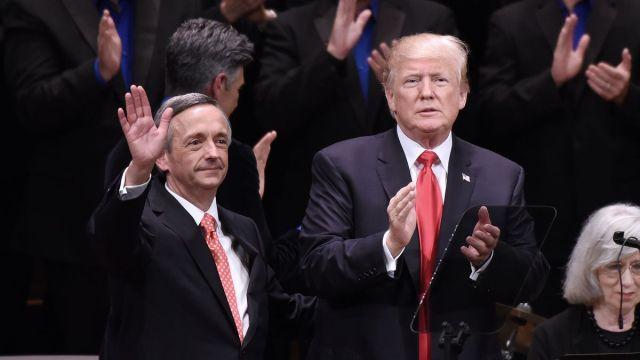 Pastor en embajada de EEUU en Jerusalén: todos se van al infierno